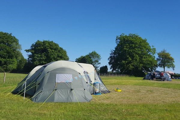 Campsite Hampshire